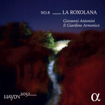 Cover Haydn 2032, Vol. 8: La Roxolana