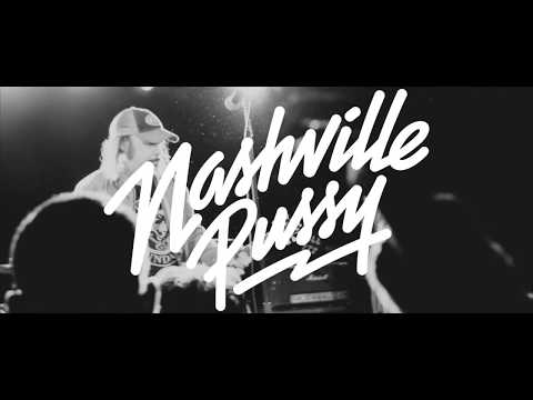 Video Nashville Pussy 'We Want A War'
