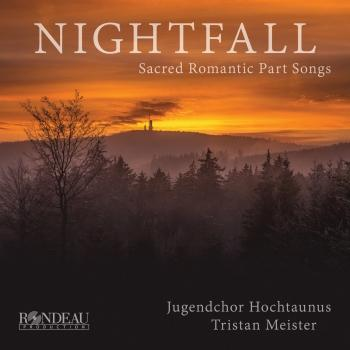 Cover Nightfall - Sacred Romantic Part Songs