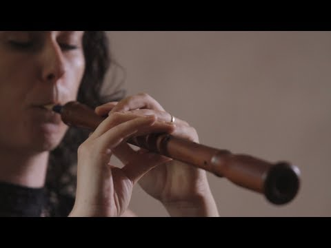 Video Silke Gwendolyn Schulze - The Medieval Piper (Trailer)