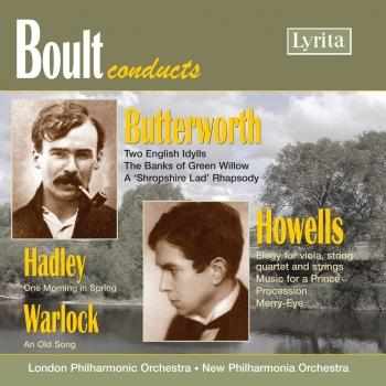 Cover Boult Conducts Butterworth, Warlock, Hadley & Howells (Remastered)