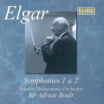 Cover Elgar: Symphony No. 1 in A-Flat Major, Op. 55 & Symphony No. 2 in E-Flat Major, Op. 63 (Remastered)