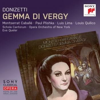 Cover Donizetti: Gemma di Vergy (Remastered)