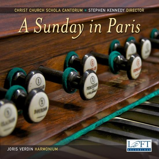 Cover A Sunday in Paris