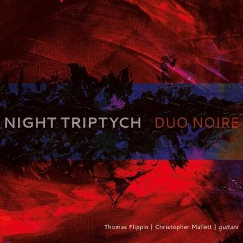 Cover Night Triptych