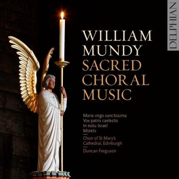 Cover Mundy: Sacred Choral Music