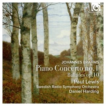Cover Brahms: Piano Concerto No.1 op. 15