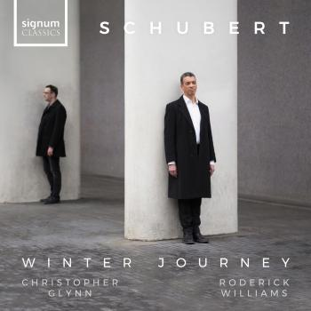 Cover Schubert: Winter Journey