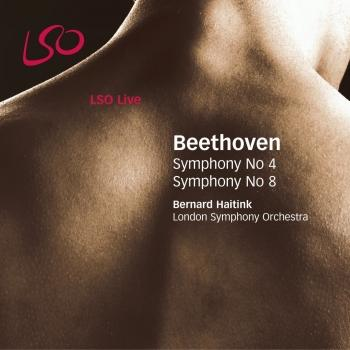 Cover Beethoven: Symphonies Nos. 4 and 8