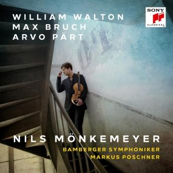 Cover William Walton, Max Bruch, Arvo Pärt
