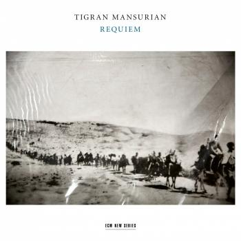 Cover Tigran Mansurian: Requiem