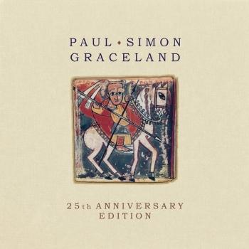 Cover Graceland 25th Anniversary Edition
