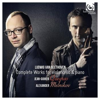 Cover Beethoven: Complete Works for Violoncello and Piano
