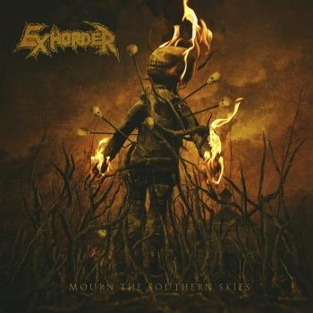 Cover Mourn the Southern Skies