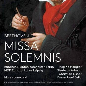 Cover Beethoven: Missa solemnis, Op. 123 (Live)