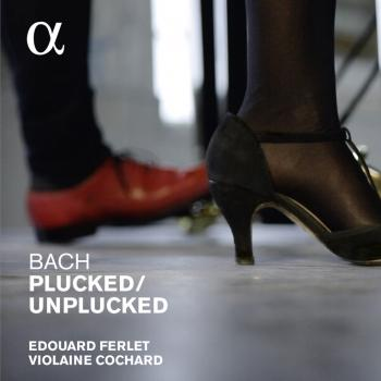 Cover Bach: Plucked - Unplucked