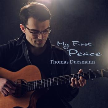 Cover My First Peace