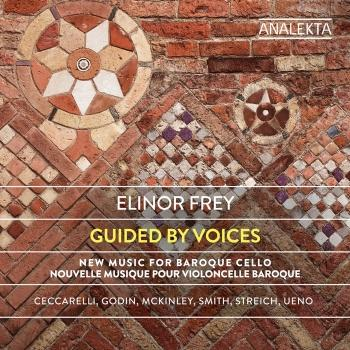 Cover Guided by Voices: New Music for Baroque Cello