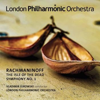 Cover Rachmaninoff: Symphony No. 1 & Isle of the Dead