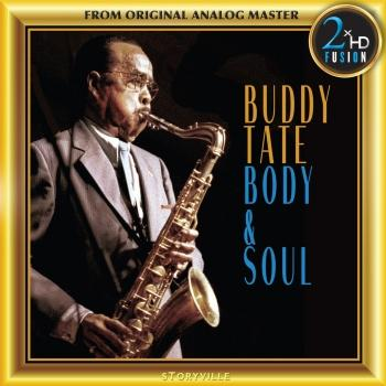 Cover Buddy Tate Body and Soul (Remastered)