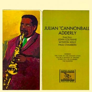 Cover Julian 'Cannonball' Adderly (Remastered)