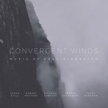 Cover Convergent Winds: Music of Paul Hindemith