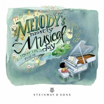 Cover Melody's Mostly Musical Day