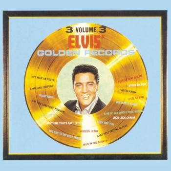 Cover Elvis' Golden Records, Vol. 3