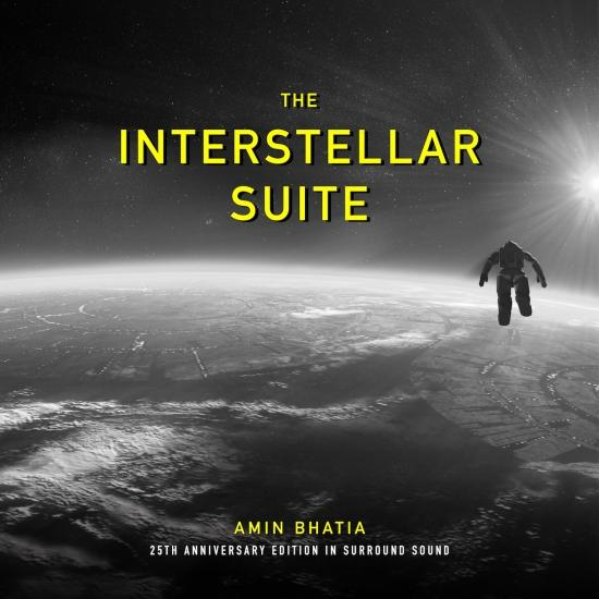 Cover The Interstellar Suite 25th Anniversary Edition