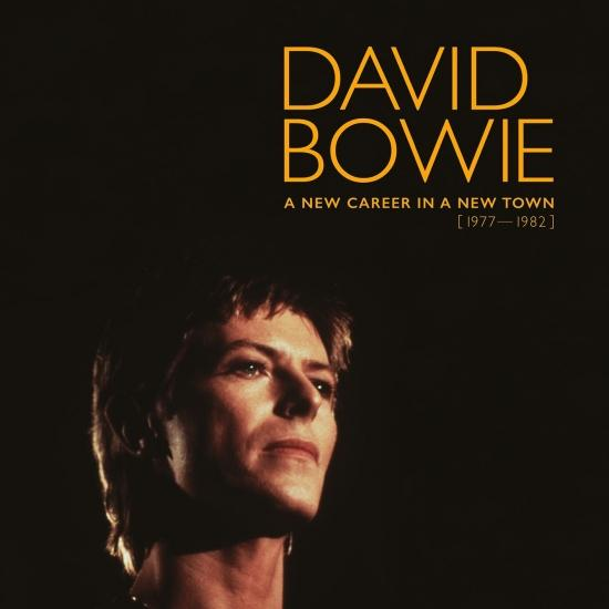 Cover A New Career In A New Town (1977 - 1982 - Remastered)
