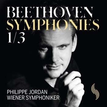 Cover Beethoven: Symphonies Nos. 1 & 3