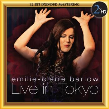 Cover Emilie-Claire Barlow: Live in Tokyo
