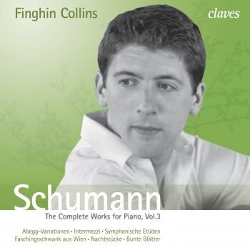 Cover Schumann: The Complete Works for Piano, Vol. 3