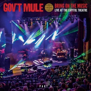 Cover Bring On The Music: Live at The Capitol Theatre, Pt. 2