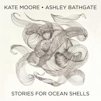 Cover Kate Moore: Stories for Ocean Shells