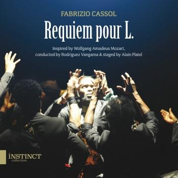 Cover Cassol: Requiem pour L. (Inspired by Wolfgang Amadeus Mozart)