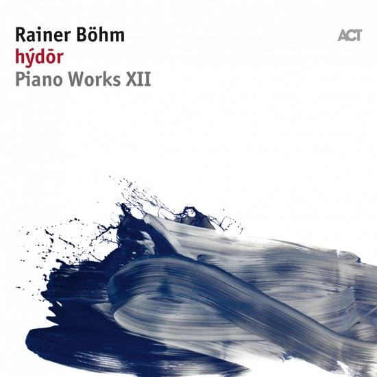 Cover Hýdōr (Piano Works XII)
