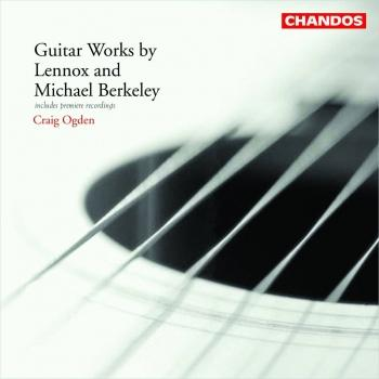 Cover Guitar Works by Lennox and Michael Berkeley