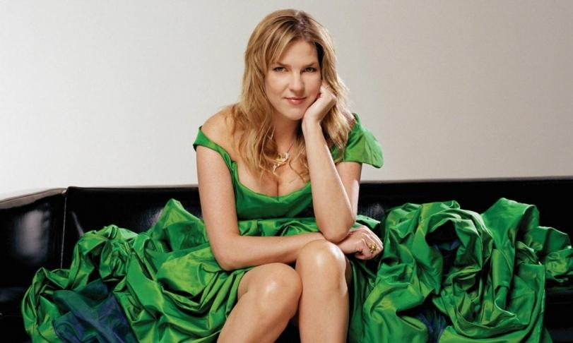 Review Diana Krall - Turn Up The Quiet