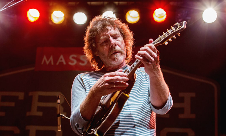 Review Sam Bush – Storyman