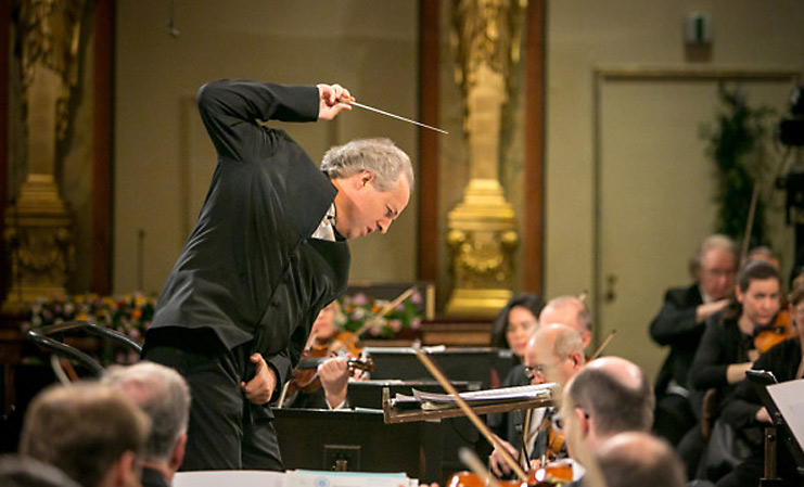 Review Wiener Symphoniker & Manfred Honeck - J. Strauss