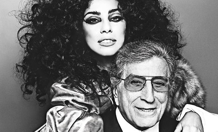 Review Tony Bennett & Lady Gaga - Cheek To Cheek (Deluxe)