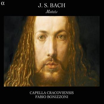 Cover J.S. Bach: Motets