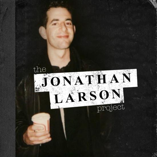 Cover The Jonathan Larson Project