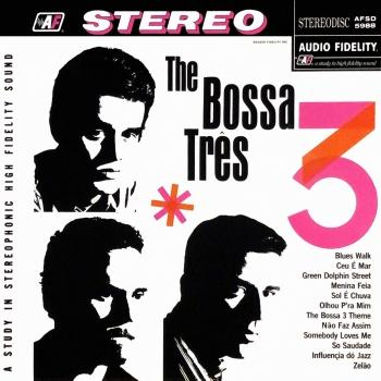 Cover The Bossa Três (Remastered)