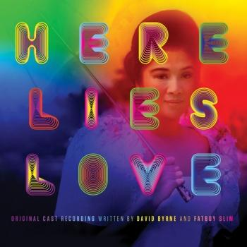 Cover Here Lies Love: Original Cast Recording
