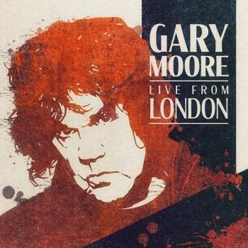 Cover Live From London