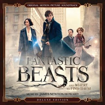 Cover Fantastic Beasts and Where to Find Them (Original Motion Picture Soundtrack) (Deluxe Edition)
