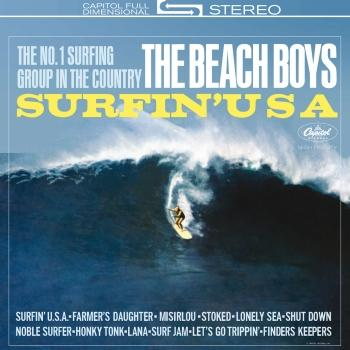 Cover Surfin' USA (Stereo)