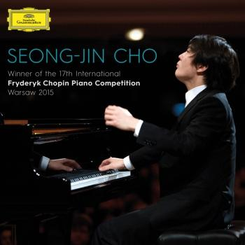 Cover Winner Of The 17th International Frédéric Chopin Piano Competition Warsaw 2015